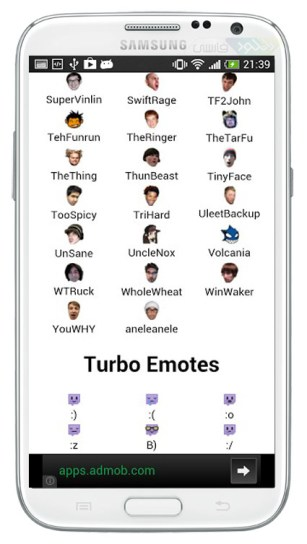 Twitch App Android Free Download