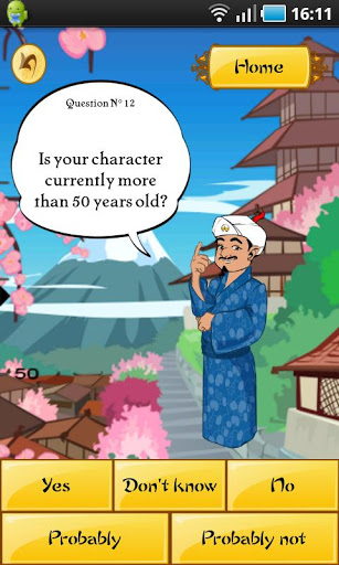 Akinator The Genie App Android Free Download