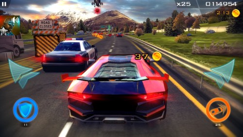 Redline Rush Game Android Free Download