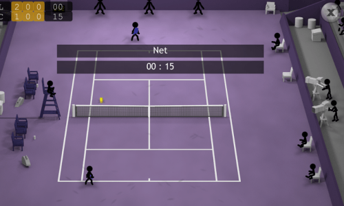 Stickman Tennis Game Android Free Download
