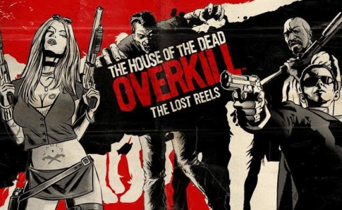 The House of the Dead Overkill ­The Lost Reels Game Android Free Download