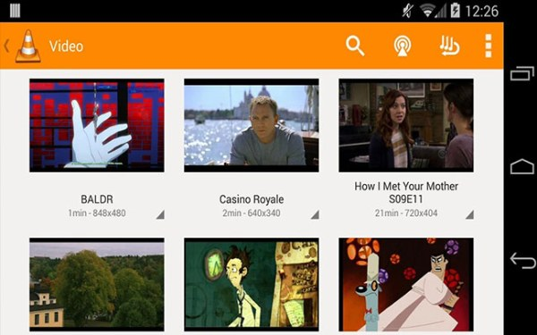 VLC Media Player App Android Free Download