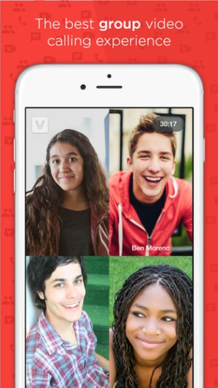 ooVoo Free Video Call Text and Voice App Ios Free Download