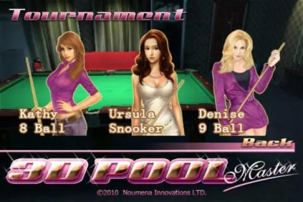 3D Pool Master Game Ios Free Download