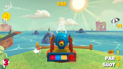 Boom Boom Hamster Game Golf Android Free Download