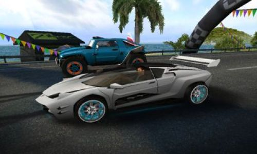 Car Club Tuning Storm Game Android Free Download