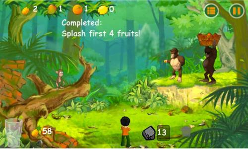 Fruit Bandit Game Android Free Download