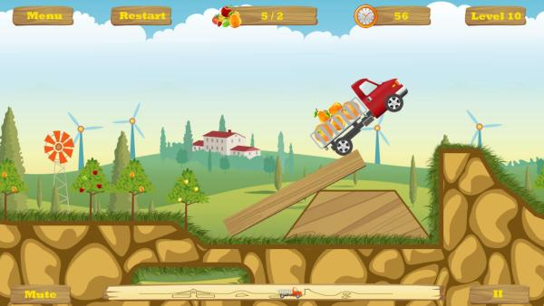 HappyTruck Ios Game Free Download