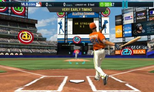 Home Run Derby Game Android Free Download