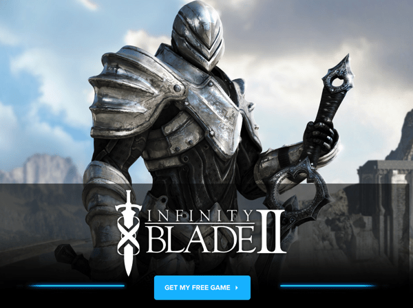 Infinity Blade II Game Ios Free Download - Null48 com