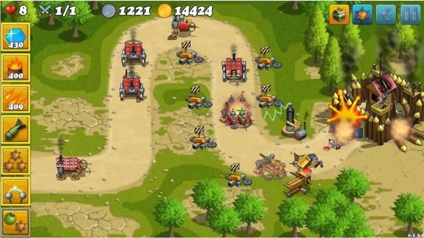 Kingdom War Defense Ios Game Free Download