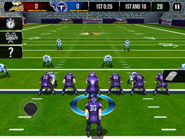 NFL Pro 2014 Game Ios Free Download