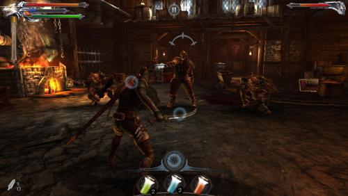 Joe Dever's Lone Wolf Game IOS Free Download