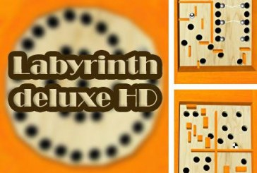 Labyrinth Deluxe HD Game Android Free Download