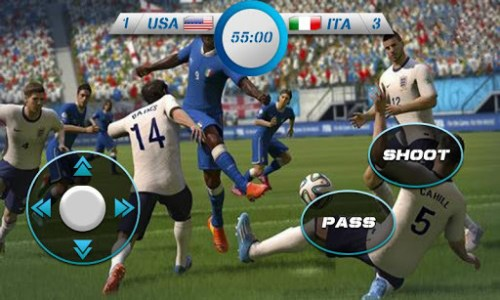 Real Football 2014 Game Android Free Download