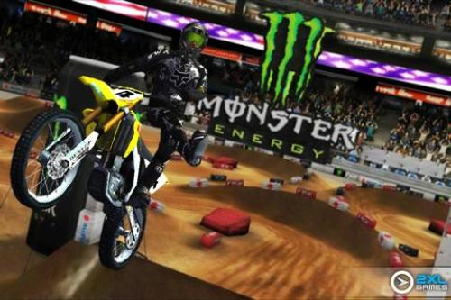 Ricky Carmichaels Motocross Game Android Free Download