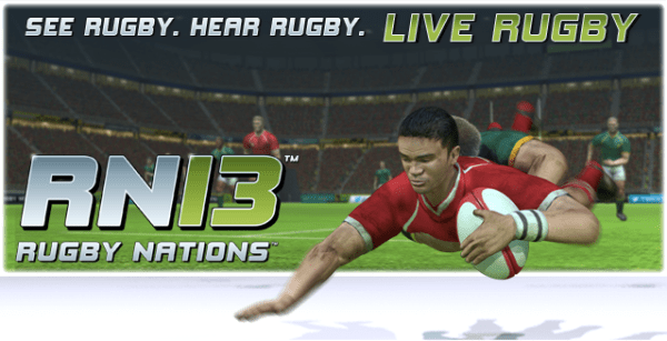 Rugby Nations 13 Game Android Free Download