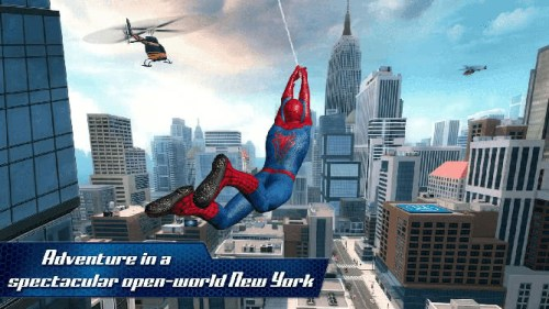 The Amazing Spider-Man 2 Game Android Free Download