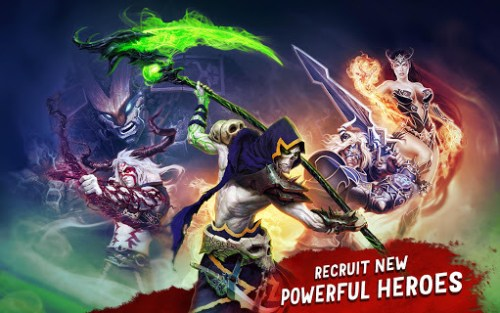 Battle of Heroes Game Android Free Download