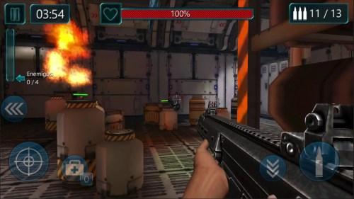 Battlefield Interstellar Game Android Free Download