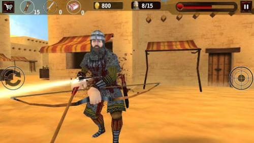 Clash of Egyptian Archers Game Android Free Download