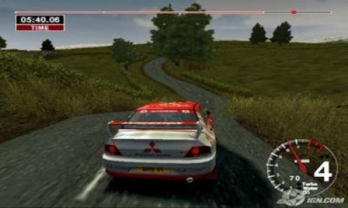 Colin McRae Rally Game Android Free Download