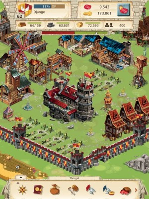 Empire Four Kingdoms Game Android Free Download