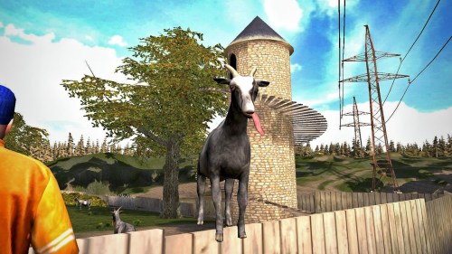 Goat Simulator Game Android Free Download