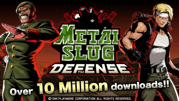 METAL SLUG DEFENSE Game Ios Free Download