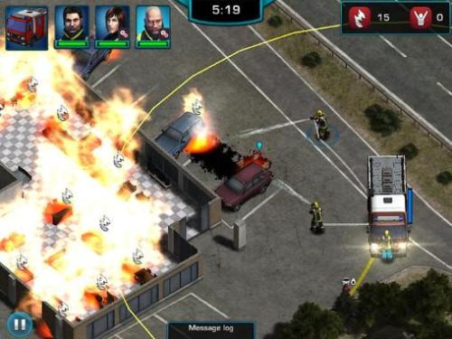 RESCUE Heroes in Action Game Ios Free Download
