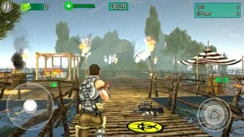 Storm Zone Game Android Free Download