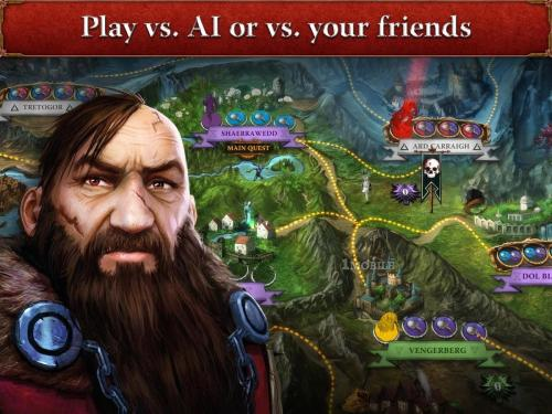 The Witcher Adventure Game Android Free Download