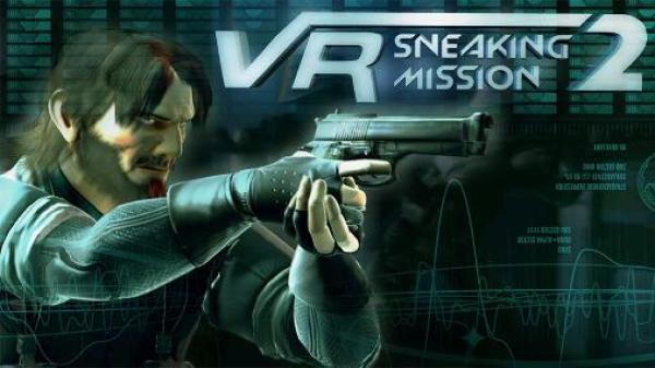Vr Sneaking Mission 2 Game Android Free download