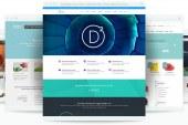 All Elegantthemes Theme Plugin PSD WordPress Free Download
