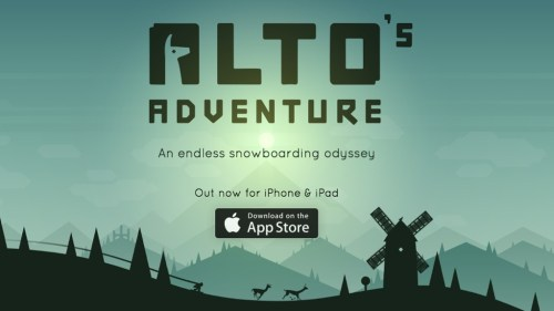 Altos Adventure Game Ios Free Download