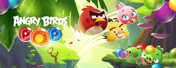 Angry Birds POP Bubble Shooter Game Ios Free Download