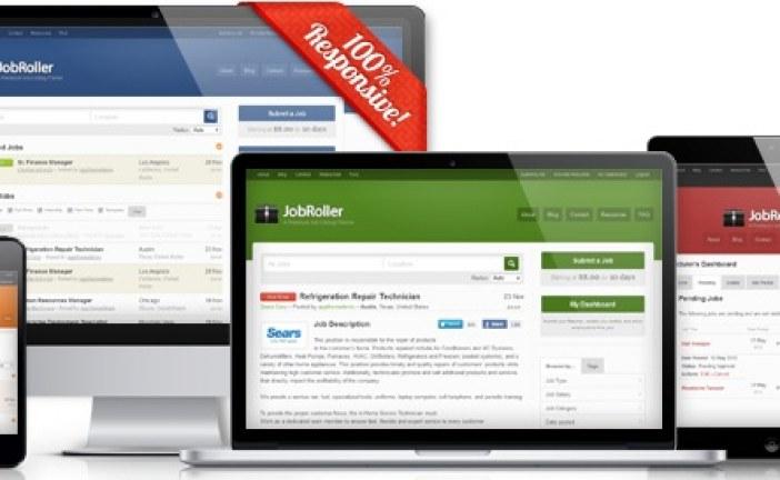 AppThemes JobRoller WordPress Themes Free Download