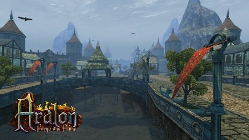 Aralon Forge And Flame 3D Game Android Free Download