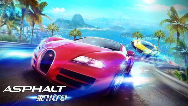 Asphalt Nitro Game Android Free Download