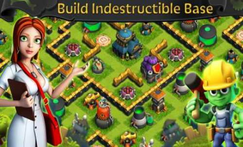 Battle of Zombies Clans Game Android Free Download