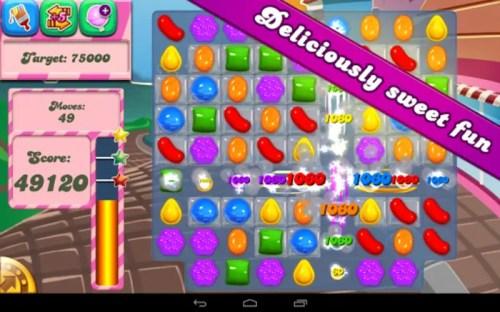 Candy Crush Saga Game Android Free Download