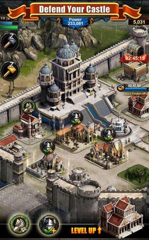 Clash of Kings Game Android Free Download
