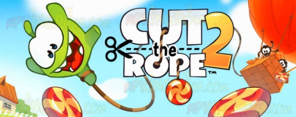 Cut The Rope 2 Game Android Free Download