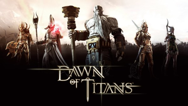 Dawn of Titans Game Ios Free Download
