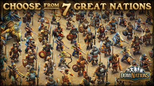 DomiNations Game Ios Free Download