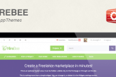HireBee AppThemes WordPress Freelancer Theme Free Download