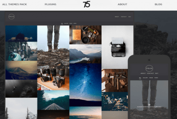 Press75 WordPress Themes Packs Free Download