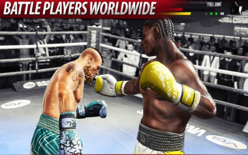 Real Boxing 2 CREED Game Android Free Download