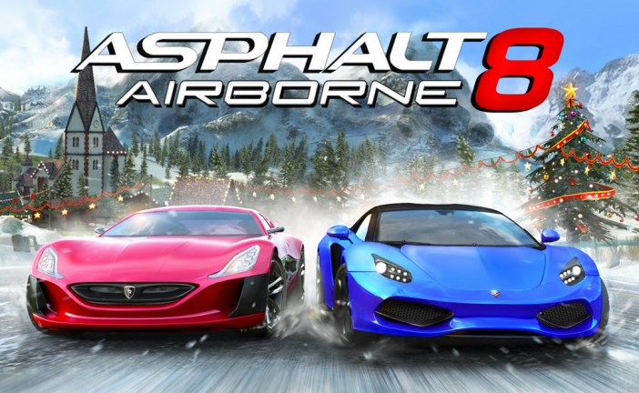 Asphalt 8 Airborne Game Android Free Download