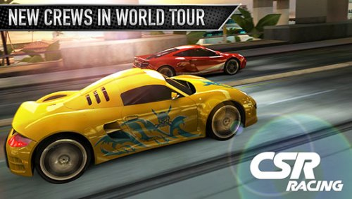 CSR Racing Game Android Free Download